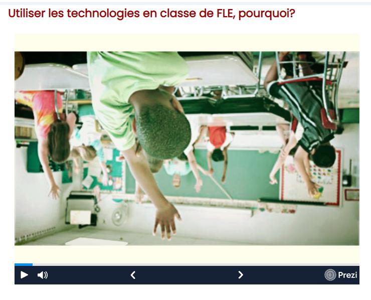 Les outils web 2.0 au service des professeurs de FLE